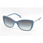 Tiffany & Co. TF 4103-H-B Col.8189/3C Cal.56 New Occhiali da Sole-Sunglasses