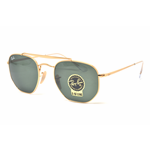 Ray-Ban RB 3648 THE MARSHAL Col.001 Cal.51 New Occhiali da Sole-Sunglasses