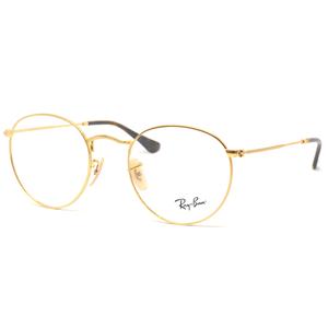 codice promozionale d292d 74dd0 Ray-Ban RB 3447 V ROUND METAL Col.2500 Cal.50 New Occhiali da  Vista-Eyeglasses