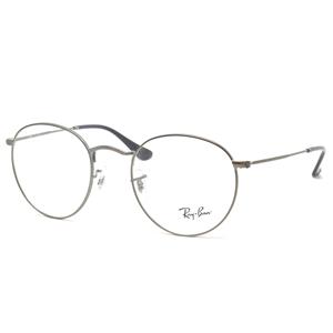 l'ultimo c0b61 e8b27 Ray-Ban RB 3447 V ROUND METAL Col.2620 Cal.50 New Occhiali da  Vista-Eyeglasses