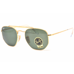 Ray-Ban RB 3648 THE MARSHAL Col.001 Cal.54 New Occhiali da Sole-Sunglasses
