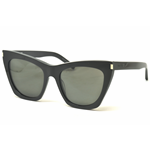 Saint Laurent SL 214 KATE Col.001 Cal.55 New Occhiali da Sole-Sunglasses