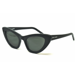 Saint Laurent SL 213 LILY Col.001 Cal.52 New Occhiali da Sole-Sunglasses