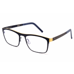 BLACKFIN BF 819 NORWOOD Col.898 Cal.55 New Occhiali da Vista-Eyeglasses