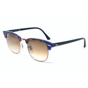 design di qualità 587f7 751e4 Ray-Ban RB 3016 CLUBMASTER Col.1256/51 Cal.49 New Occhiali da  Sole-Sunglasses