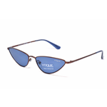 Vogue VO 4138 S LA FAYETTE Col.507420 Cal.56 New Occhiali da Sole-Sunglasses