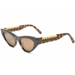Stella McCartney SC 0193 S Col.002 Cal.49 New Occhiali da Sole-Sunglasses