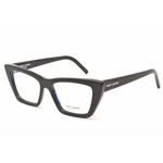 Saint Laurent SL 291 Col.001 Cal.51 New Occhiali da Vista-Eyeglasses