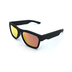 Clic TRENDY Col.red mirror Cal. New Occhiali da Sole-Sunglasses