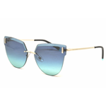Tiffany & Co. TF 3070 Col.6001/9S Cal.62 New Occhiali da Sole-Sunglasses