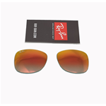 Filtri, Lenti di ricambio Ray ban 2140-4105 Cal 50 Mirror Orange SFUMATE FLASH, Replacement lens