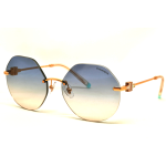 Tiffany & Co. TF 3077 Col. 616016 Cal.60 New Occhiali da Sole-Sunglasses