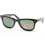 Ray-Ban 2140 Wayfarer Polarized Col. 901/58 Cal. 50 New Occhiali da Sole-Sunglasses