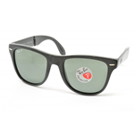 Ray-Ban 4105 FOLDING WAYFARER polarized 601/58 Cal.54 Occhiali Sole-Sunglasses