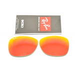 Filtri, Lenti di ricambio Ray ban 2140-4105 Cal 50 Mirror Orange, Replacement lens