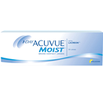 1 DAY ACUVUE MOIST 30 pz.  R.b. 8.50 /  9.00  DIAM 14,20 mm  Giornaliere