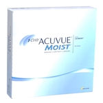 1 DAY ACUVUE MOIST 90 pz.  R.b. 8.50 /  9.00  DIAM 14,20 mm  Giornaliere